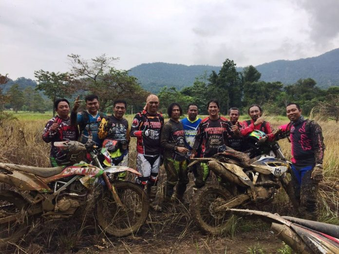 BBMC Dukung HUT Bhayangkara di Morowali