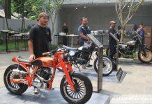 Custom Kit Motor Cleveland Cyclewerks Indonesia