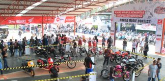 HOnda MOdif Contest Bandung 2017