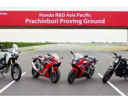 Proving Ground Honda Asia Pasifik di Thailand