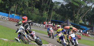 Evalube Sponsori Indonesia Supermoto Championship 2017