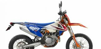 Ktm enduro six days