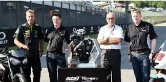 Performa Mesin Triumph Moto2 2019