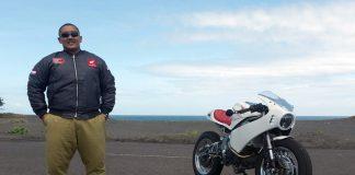 Modifikasi Honda CBR250RR Neo Cafe Racer, Sintesis Kuat Klasik dan Modern