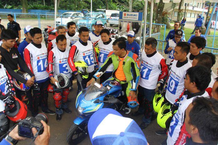 Suzuki Safety Riding Training