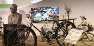 cikal bakal motor suzuki di dunia