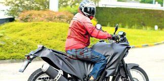 Yamaha T7 rally