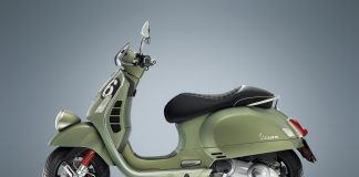 Vespa Six Days