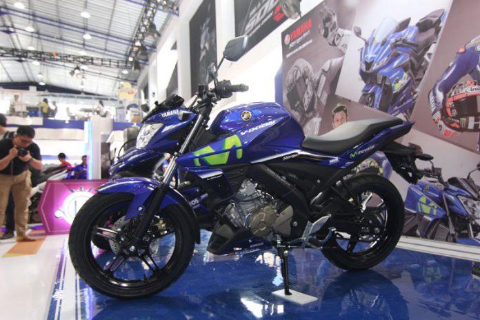Model baru Yamaha livery Movistar