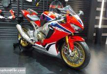 Spesifikasi Honda CBR1000RR Fireblade di GIIAS 2017