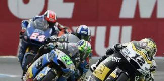 Daftar sementara pembalap motogp 2018