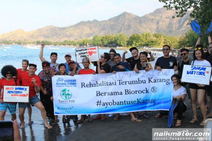 Biorock terumbu karang