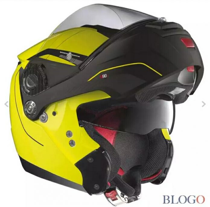nolan n90-2 helm modular entry level