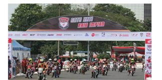One Make Race Honda Manado