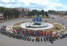 Touring Wisata Suzuki GSX–150 Jelajahi Makassar