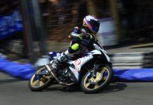 Sulung Giwa menyabet podium utama YCR1