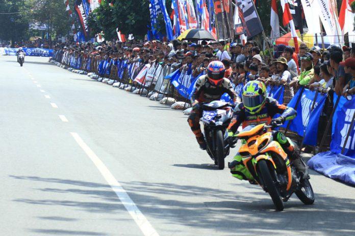 galeri foto Yamaha Cup race seri 1 2017 Kebumen