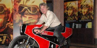 Ungkapan duka pembalap MotoGp