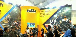 cashback hingga Rp 4 juta untuk pembelian KTM
