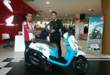 MPM Honda Umumkan 100 Pemenang Dobel Untung