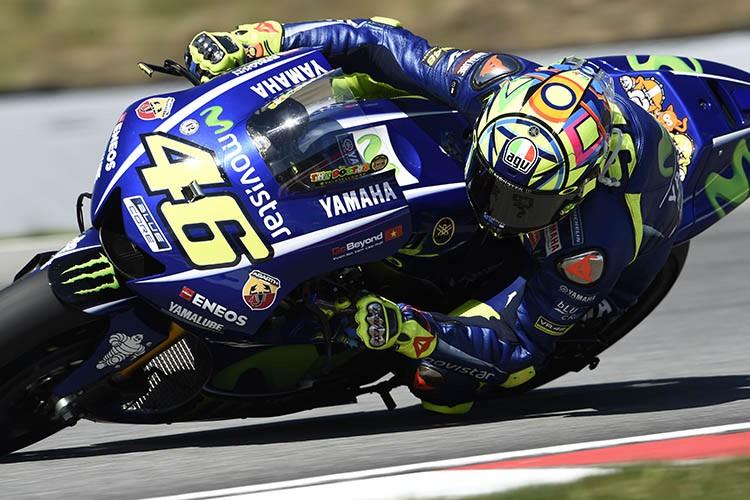 Hasil Tes Resmi MotoGP Brno: Jajal Fairing Baru, Rossi ...