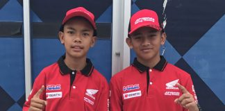 Honda Thailand Talent Cup 2017