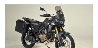 Honda Africa Twin First Edition