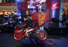 Honda CBR150R Modifikasi