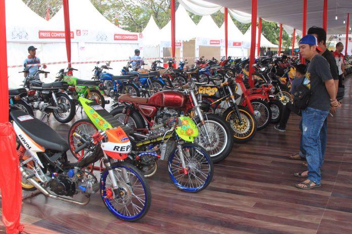 HMC 2017 Jakarta banjir peserta