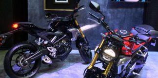 Baru Teaser Saja Honda CB150R ExMotion