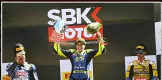 Ana Carrasco Pembalap Wanita Pertama Juara World SSP300