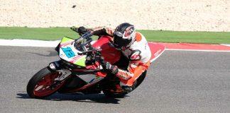 Ali Adrian Fokus Riding Style