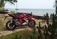 Memacu Keliaran Honda CBR250RR di Jalur Tangerang-Pantai Carita