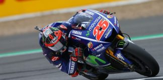 Vinales Raih Pole Position