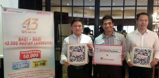Apresiasi GS Astra untuk Indonesia