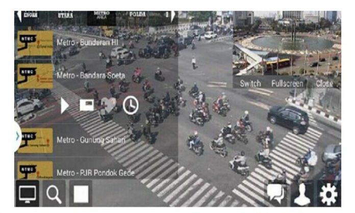 14 lokasi CCTV Tilang untuk uji coba