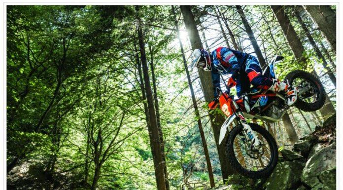 KTM Freeride EXC