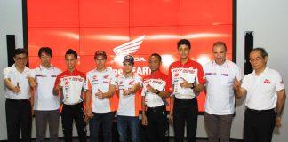 Petuah Marquez dan Pedrosa Ke Rider AHRT