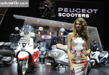 Peugeot Motocycles Indonesia Kembangkan Konsep Independent Dealer