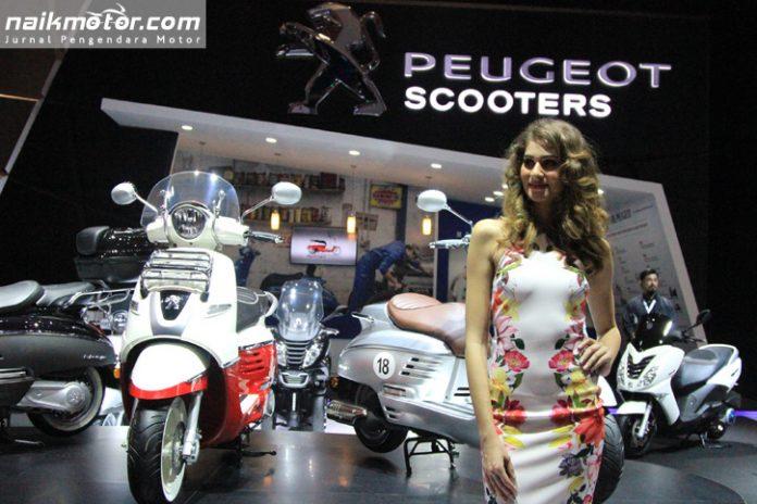 Peugeot Motocycles Indonesia Kembangkan Konsep Independent Dealer