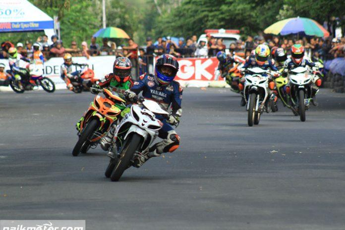 Hasil Yamaha Cup Race Seri 2