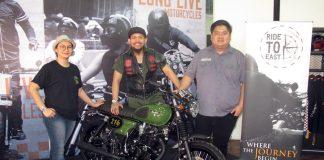 Ride to East Angkat Potensi Alam dan Budaya Indonesia Timur