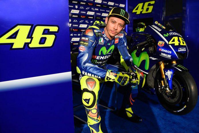 Valentino Rossi Sudah Fit untuk Libas MotoGP Motegi, Jepang