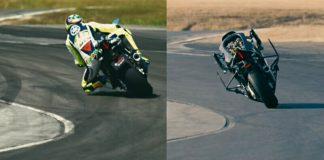 Rossi Masih Lebih Kencang Daripada Motobot