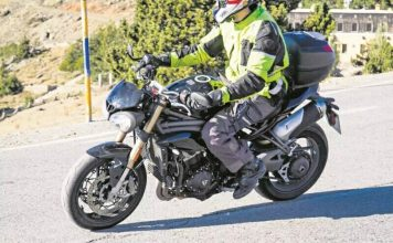 Triumph Speed Triple Baru Akan Dihadirkan Saat EICMA 2017