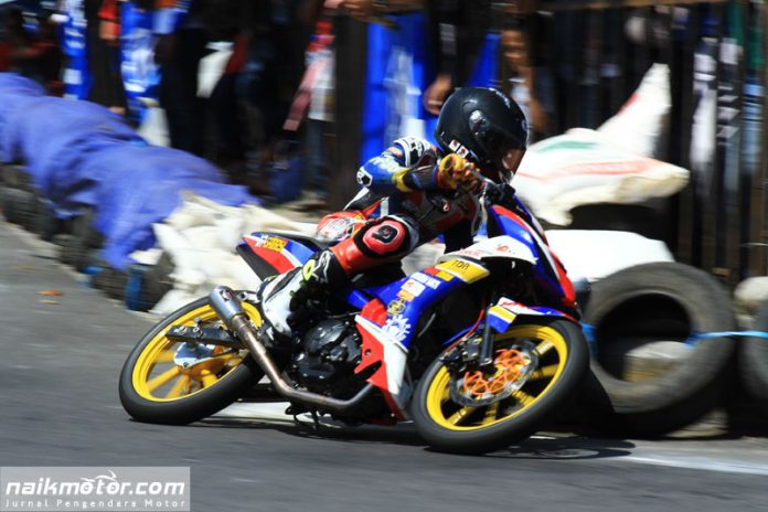 Wahyu Nugroho juara di YCR5