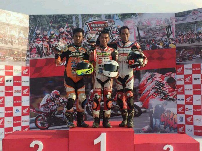 13 Podium HDC 2017 Jakarta