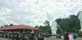 pemotor Honda ke Honda Bikers Day 2017