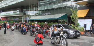 Dukungan Nyata Kalangan Roda Dua untuk Gentlemen's Pact ke Yokohama