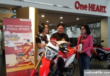 DAM Gelar Honda Genuine Parts Creative Video Competition